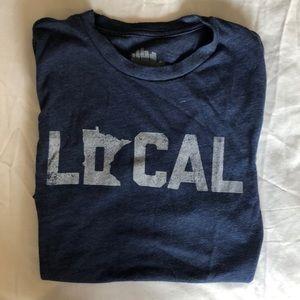 Tops - Minnesota LOCAL short sleeve t-shirt. S